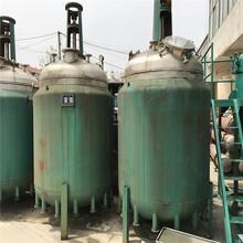 肇慶二手3噸搪瓷反應釜常年銷售回收,二手化工設備圖片