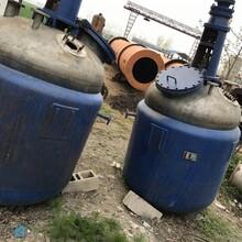 張家界二手5噸搪瓷反應釜低價供應,二手化工設備圖片