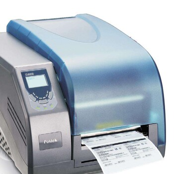 博思得G6000高性能600dpi标签打印机G6000高点位条码打印机