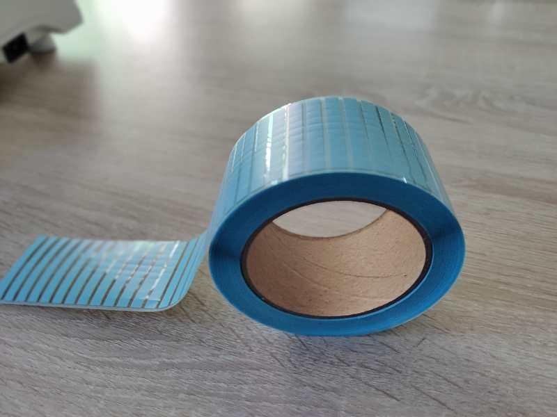 揭阳揭东区彩色高温标签价格实惠,耐高温标签