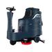 湖南滚刷式洗地机清洗吸污LB-70A驾驶式洗地机