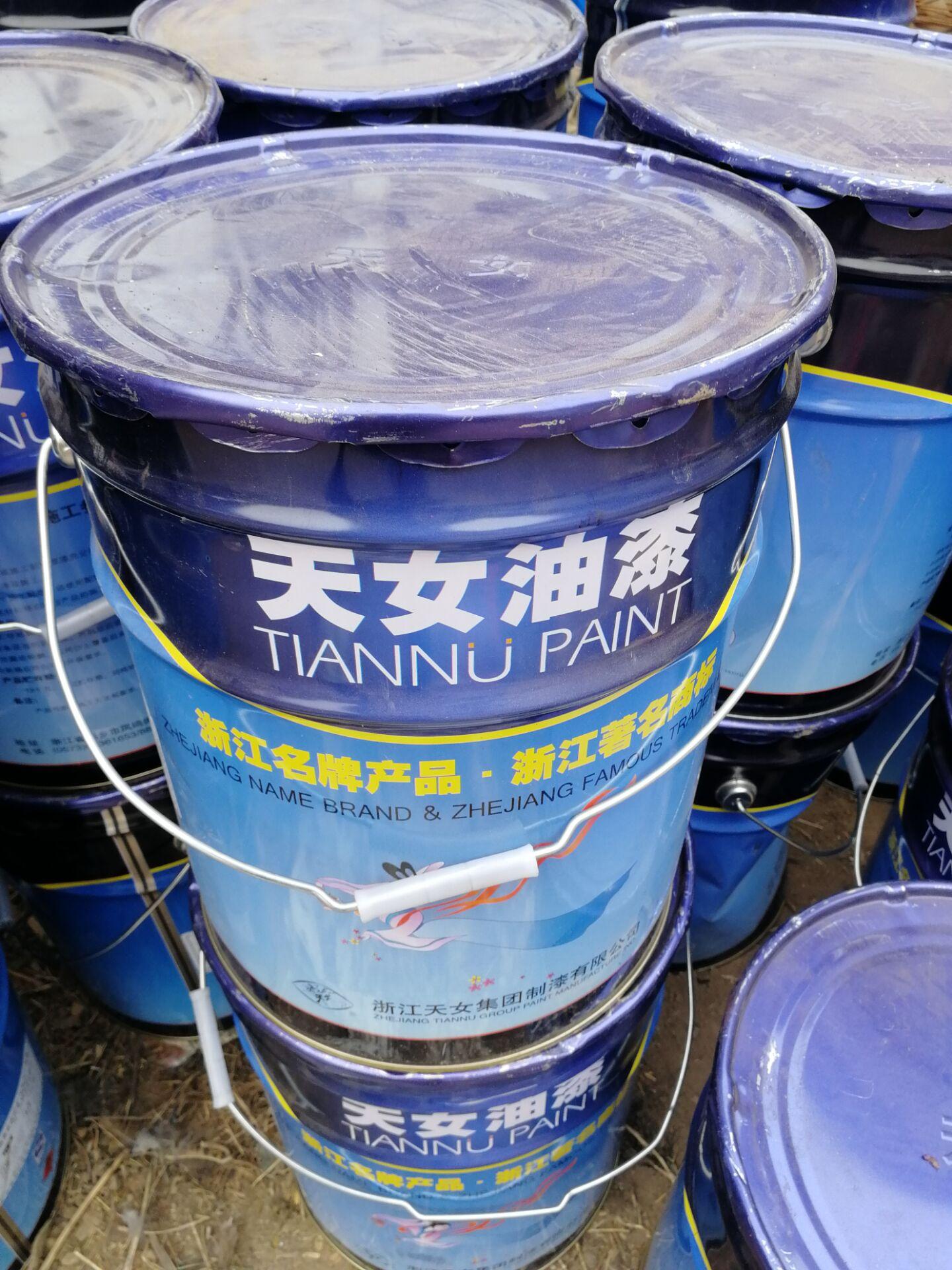 運城回收油漆高價回收