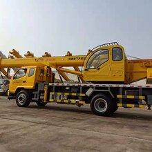 唐駿16噸吊車廠家直銷8噸10噸12噸16噸汽車吊圖片