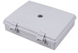8芯到72芯光纖分纖箱,分光箱,配線箱系列-法蘭支架式