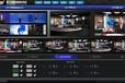 北京新维讯虚拟演播室虚拟蓝箱抠像无轨演播室