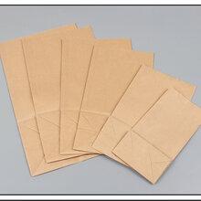 PLA牛纸袋生产厂家一次性PLA食品打包袋pla纸袋定制厂家