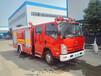 国五3吨泡沫消防车厂家直销多钱一台?