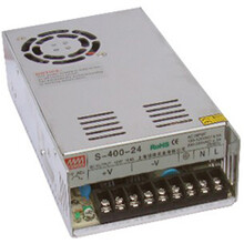 明纬科技股份上海明纬S-400-24开关电源图片