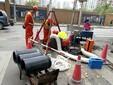 安徽非開挖脹管法管道修復-碎裂管法管道置換-機械頂管-國鋼建設圖片
