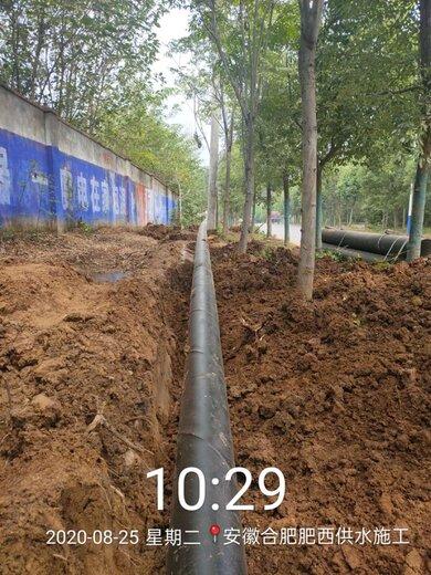 阜陽頂管-非開挖-機械頂管-非開挖管道修復-國鋼建設