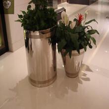 河北花盆制作、花箱规格加工定制图片