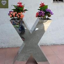 上海花盆模具、防腐木花箱做法来图加工图片