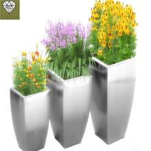 江西花盆价格、花箱组合来图加工图片