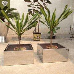 山西花盆装饰、花箱制作加工定制