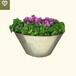 贵州花盆底座、花箱制作来图加工
