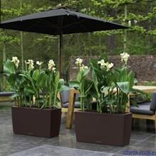 云南花盆制作、不锈钢花箱做法来图加工图片