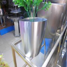 陕西花盆制作、花箱护栏来图加工图片