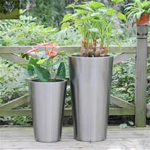 重庆花盆价格、花箱规格来图加工图片