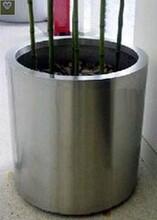 黑龙江花盆装饰、花箱组合厂家直销图片