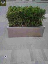 江苏花盆装饰、公路花箱做法来图加工图片