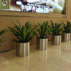 山西花盆装饰、花箱规格来图加工