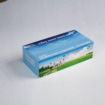 湘潭房地產盒裝餐巾紙定制可印logo,免費設計免費打樣寄樣品