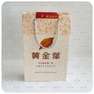 广告手提袋免费设计可印LOGO企业礼品袋定做环保袋购物袋子定制