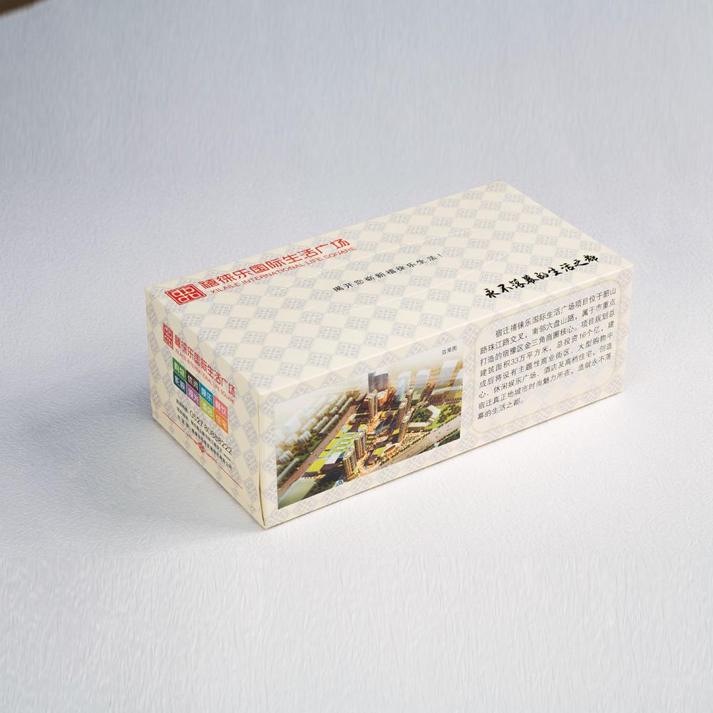 浙江丽水饭店餐巾纸房地产营销抽纸定制,维达用纸免费送货上门