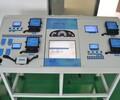 汽车电子控制技术与汽车CAN总线网络实验实训开发台架系统