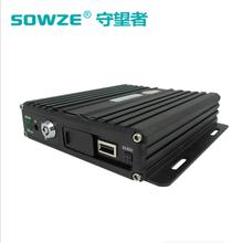 4路高清SD卡录像机迷你AHD车载录像机图片