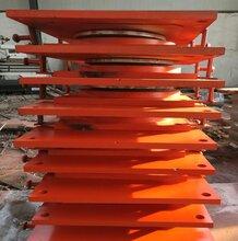红海KQZ钢结构网架支座连廊球铰支座图片