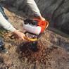 汽油种植机大功率打洞机果园施肥挖洞机钻地打柱机