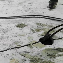 拉薩溝渠挖掘破碎石頭破石棒好用嗎