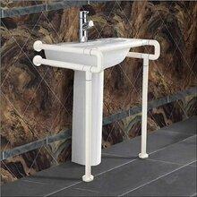 浴室扶手卫生间洗脸盆尼龙扶手老年人厕所拉手安全扶手无障碍把手