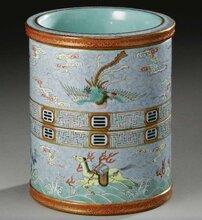 瓷器为什么一直深受各收藏家的宠爱?瓷器玉器钱币字画