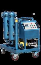 FLYC-100C箱式防爆滤油机图片