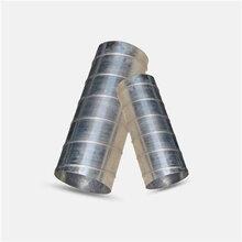 广东螺旋风管广州镀锌螺旋风管顺德螺旋风管加工图片
