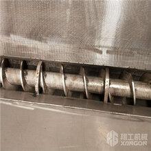 延安延长固液分离机在屠宰废水处理方案几项电图片