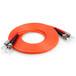 勝為工程電信級光纖跳線ST(UPC)-ST(UPC)網線多模雙芯3米收發器尾纖