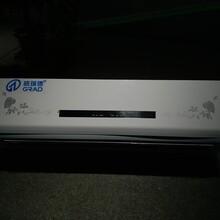 生產供應FP-BG壁掛式風機盤管機組,低噪音風機盤管圖片