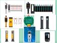 深圳東沃智能人行通道.停車場收費系統設備制造商圖片