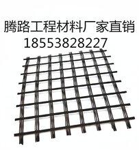 国标EGA沥青路面土工格栅用玻璃纤维土工格栅图片
