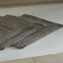 新乡市水泥毯厂家浇水凝固水泥防护毯图片