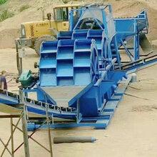 供应葫芦岛市高效率制砂洗沙机设备山东洗砂环保设备厂家直销图片