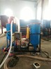 衢州除銹打砂機,噴砂罐操作簡單,箱式手動噴砂機
