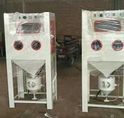 永州喷砂机售后保障,无尘水喷砂机