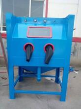 承德高壓一體型加砂式噴砂機,環保型噴砂除銹機圖片