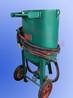 吉林环保移动式喷砂罐