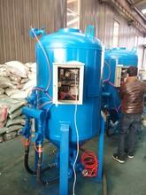 丹东开放式喷砂罐质量可靠图片