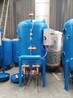 顺通手动喷砂机,连云港环保移动式喷砂罐